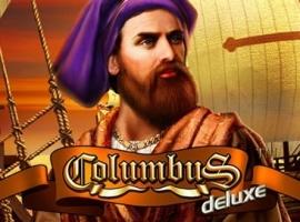 Columbus Deluxe Slot -  entdecken Sie neue Länder und sammeln Sie sich die Schätze!