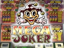 Mega Joker sieht so ungewöhnlich aus!