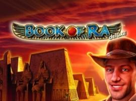 Book of Ra Deluxe bringt schöne Preise mit!
