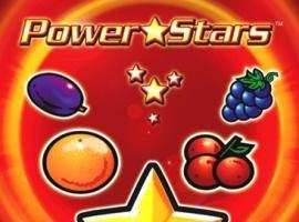 Power Stars Slot von Novomatic sammelt ständig neue Spieler
