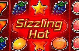 Sizzling Hot Echtgeld – Spielen Sie Sizzling Hot Echtgeld!
